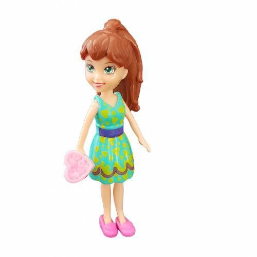 Boneca Polly Pocket Lila Coração - Mattel