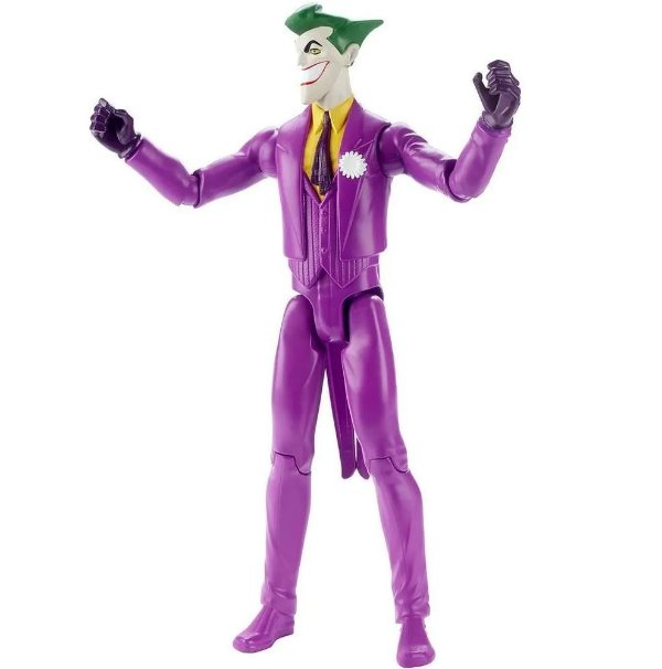 Boneco Coringa Liga Da Justiça - Mattel