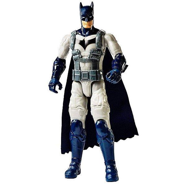 Boneco Batman Missions Armadura - Mattel