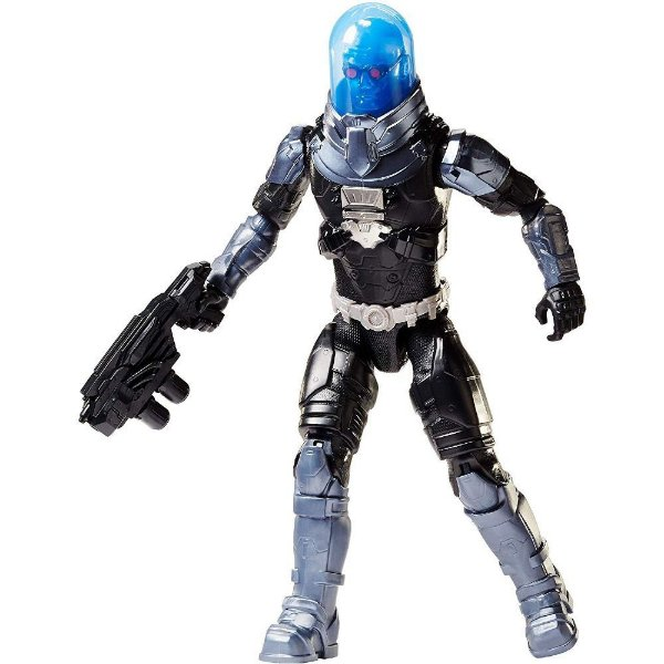 Boneco Batman Missions Mr. Freeze - Mattel