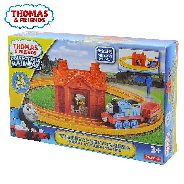Thomas & Friends Estação Maron - Fischer-Price