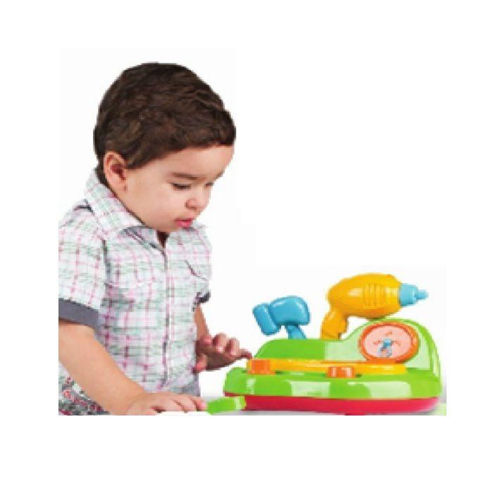 Bancadinha de Ferramentas Smart Babies - Divplast