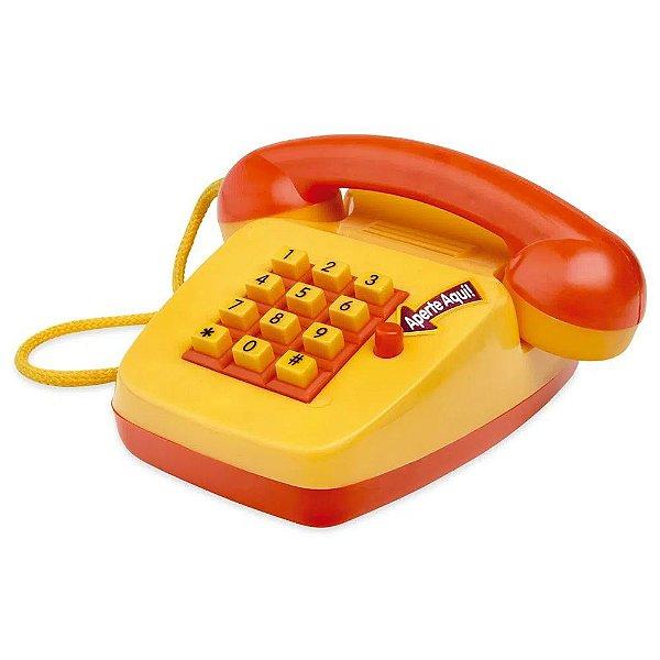 Mini Telefone Sonoro - Elka