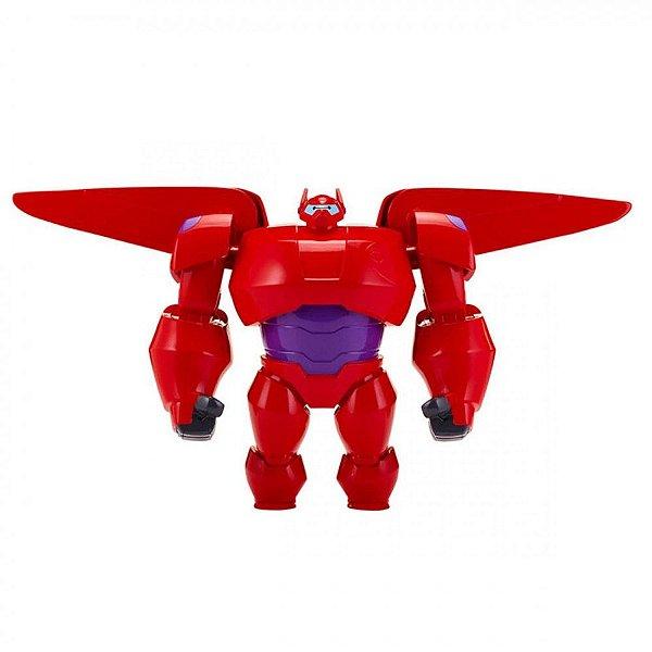 Boneco Baymax 20cm Big Hero 6 The Series Disney - Sunny
