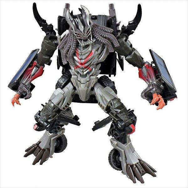 Boneco Transformers Berserker Decepticon Premier Edition - Hasbro