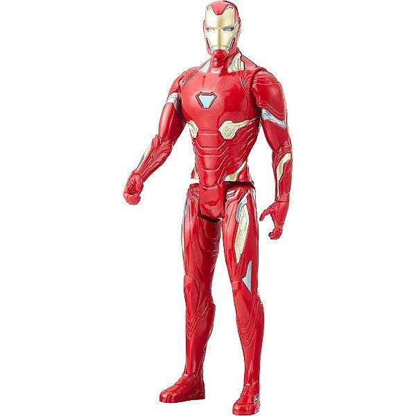 Boneco Homem de Ferro Vingadores Guerra Infinita Marvel - Hasbro