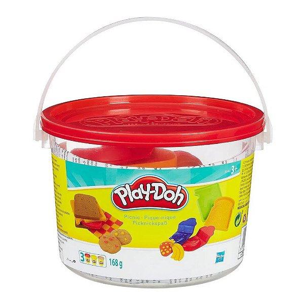 Massinha de Modelar Play-Doh Mini Balde  - Hasbro