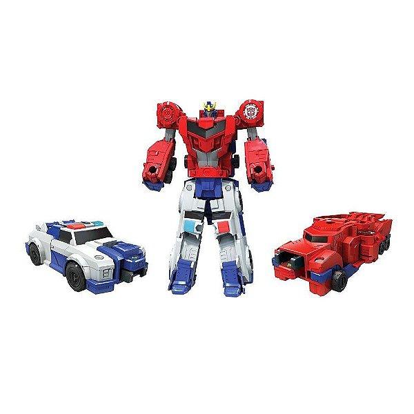 Transformers Combiner Force Strongarm Optimus Prime - Hasbro