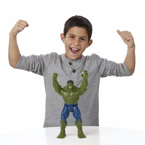 Marvel Avengers Titan Hero Series Hulk -Hasbro