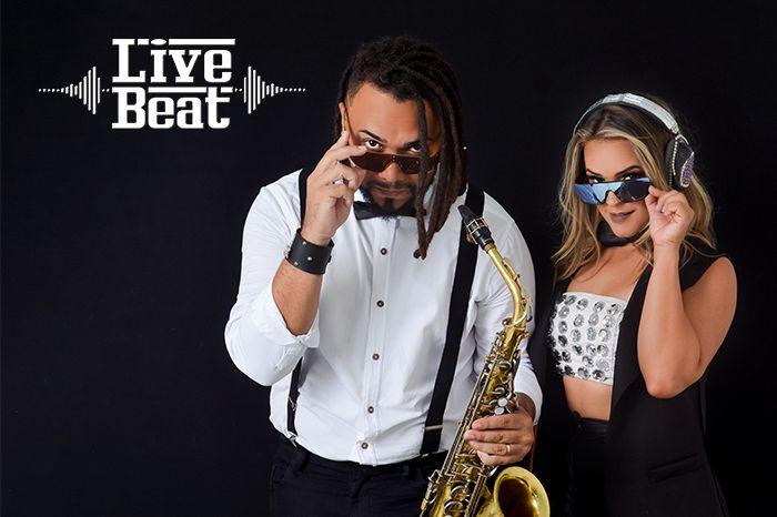 Atração - Live Beat