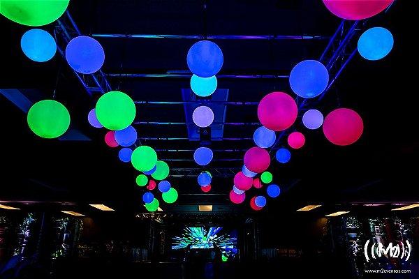 Esferas de LED com Elevadores - Unidade