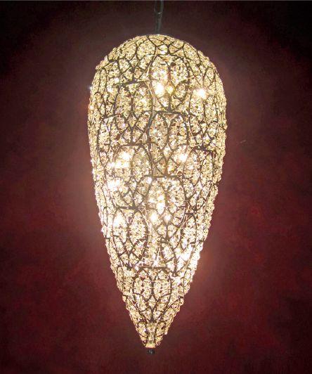 Lustre de Cristal LC7 - Unidade