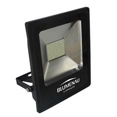 Refletor Slim LED 50W 3000K Blumenau