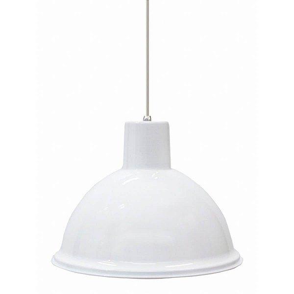 Pendente Design Pequeno TD 820 Branco Taschibra