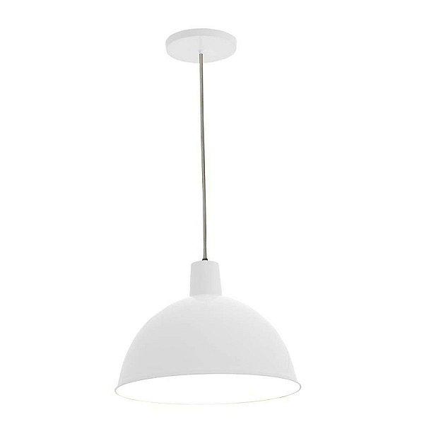 Pendente Design Médio TD 821 Branco Taschibra
