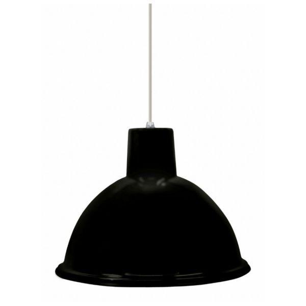 Pendente Design Pequeno TD820 Preto Taschibra