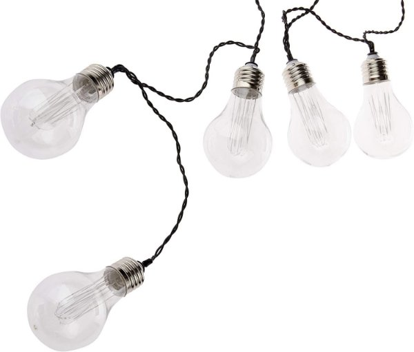 Cordão Luminoso LED C/10 Bulbo Taschibra