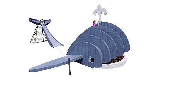 Bale - A baleia gigante da Eba!