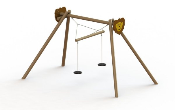 Balanço-gangorra maluco