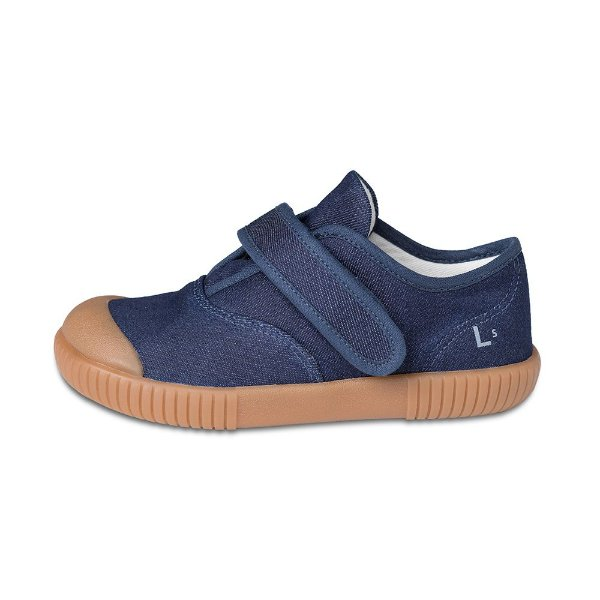 Tênis Cano Baixo Bento Jeans Oceano + Craft