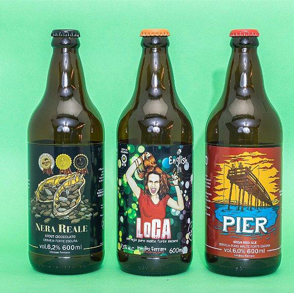 Kit English Beers
