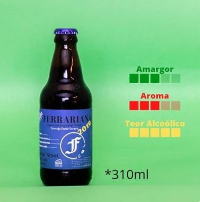 Ferrariana Imperial Stout 2019