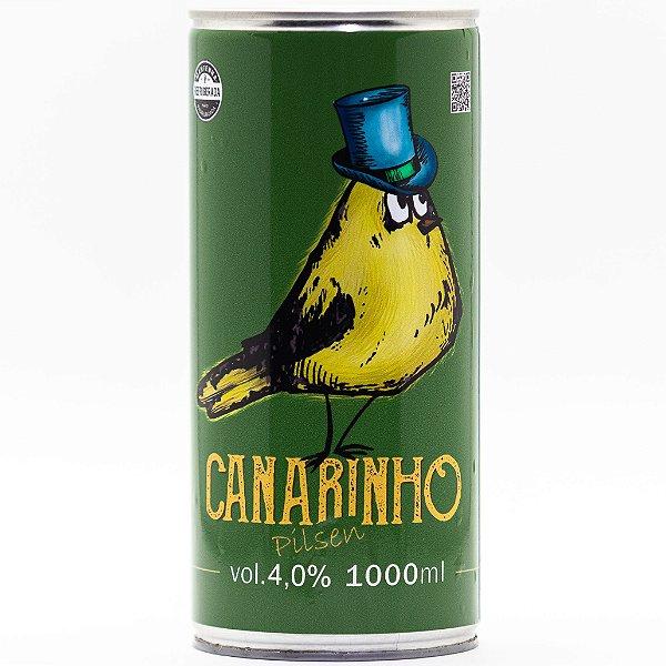 Canarinho Plsen Crowler 01 ltr