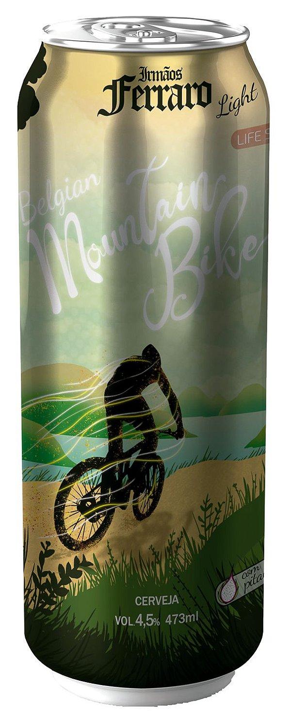 Belgian Mountain Bike c/ Pitaya - LOW CARB