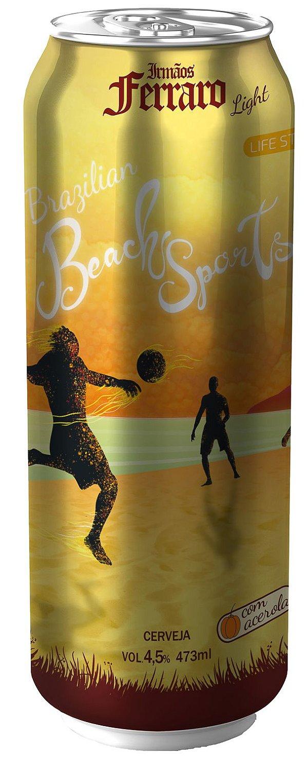 Brazilian Beach Sports c/ Acerola (SOUR)  - LOW CARB