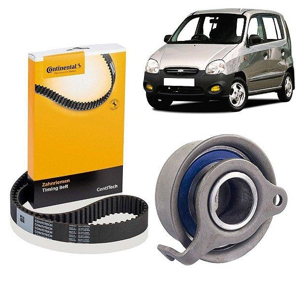 Kit Correia Dentada Hyundai Atos Prime 1.0 12v 98 99 00 01