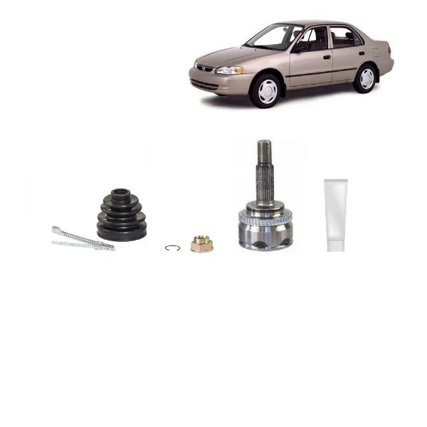 Junta Homocinetica Toyota Corolla 1.6 1.8 26x23 C/abs 02 03