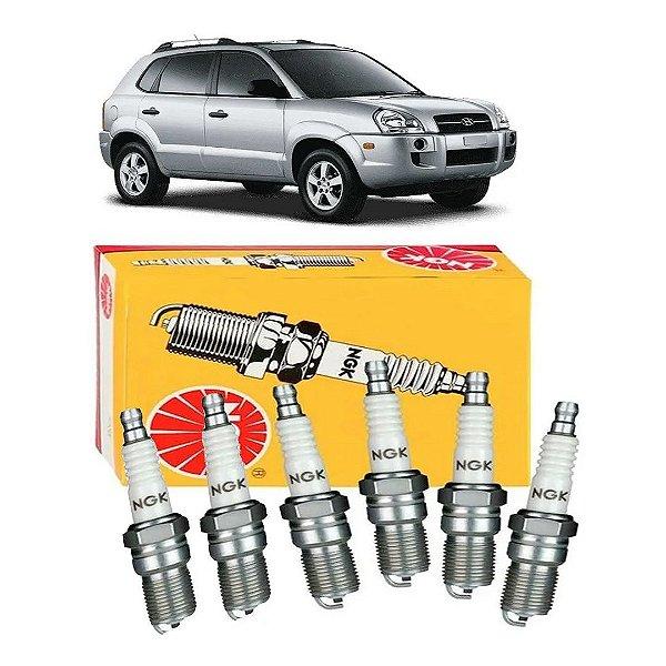 Jogo Vela Hyundai Tucson 2.7 V6 05 06 07 08 09 10 11