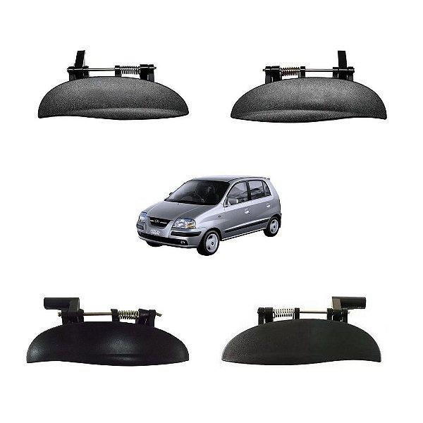 Kit Maçanetas Externas Hyundai Atos Prime 98 99 00 01 02