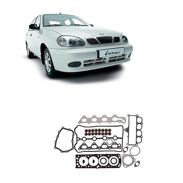 Jogo Junta Motor Daewoo Lanos 1.6 16v 97 98 99 00 01
