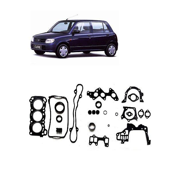 Jogo Junta Motor Daihatsu Cuore 3cc 94 95 96 97 98