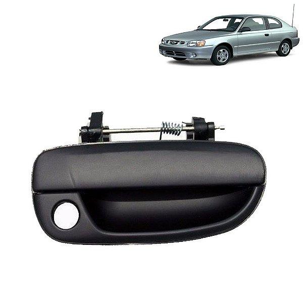Maçaneta Externa Dianteira Dir Hyundai Accent 16v 99 00 01