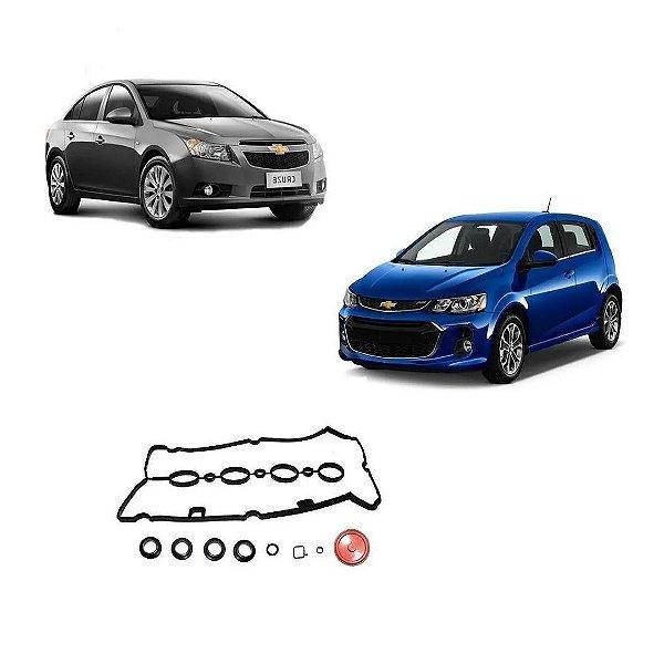 Junta Tampa Valvula Chevrolet Cruze Tracker 1.8 Sonic 1.6