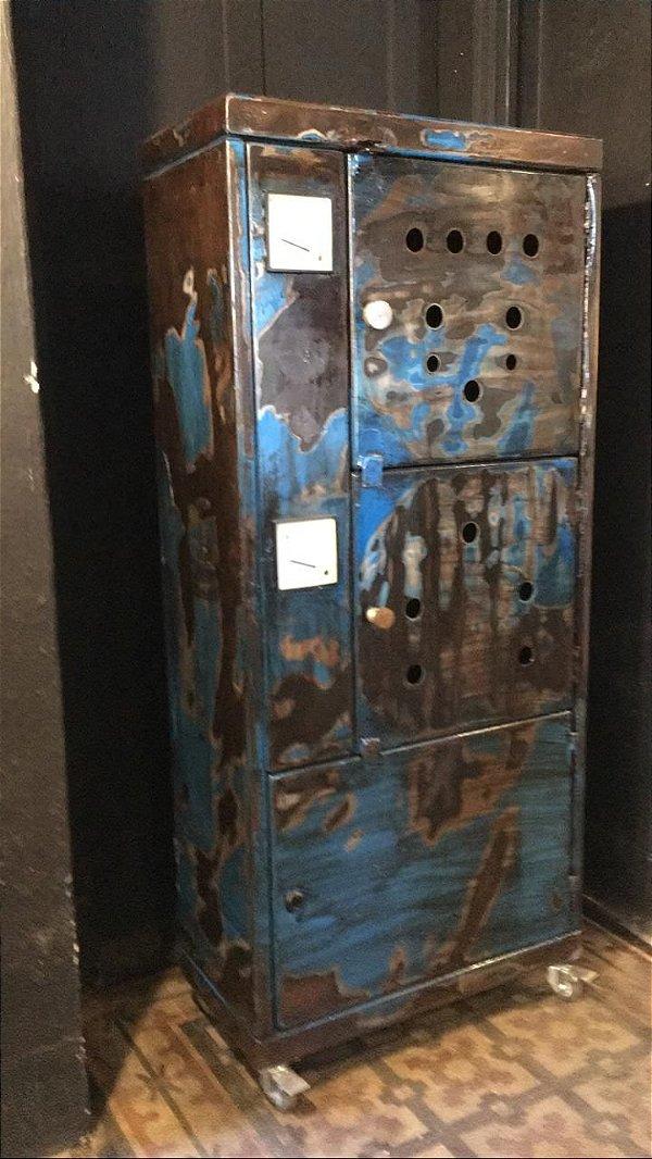 Armário Electric Blue