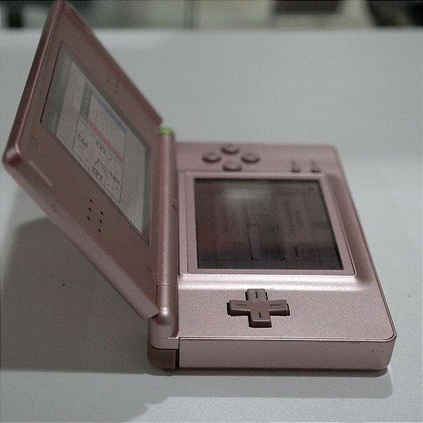 Console Nintendo DS Lite USG-001 Em estado de novo!