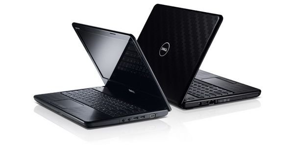 Notebook Dell Inspiron N4020 Pentium Dual Core 2.30ghz, 3GB, HD 320GB, Wif, Webcam, DVD, Win 7, Rede RJ45, VGA, Slot para cartão SD *7395*