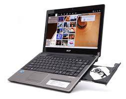 Notebook Acer Aspire 4745Z Pentium P6000 1.87GHZ 320GB 4GB 14' Wifi Webcam DVD HDMI *7449*