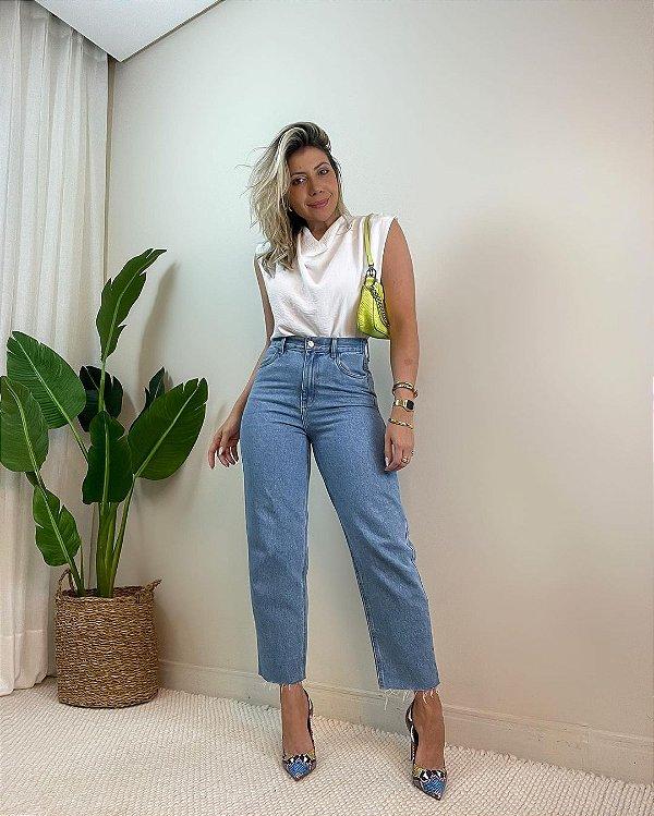 Calça Jeans Americana