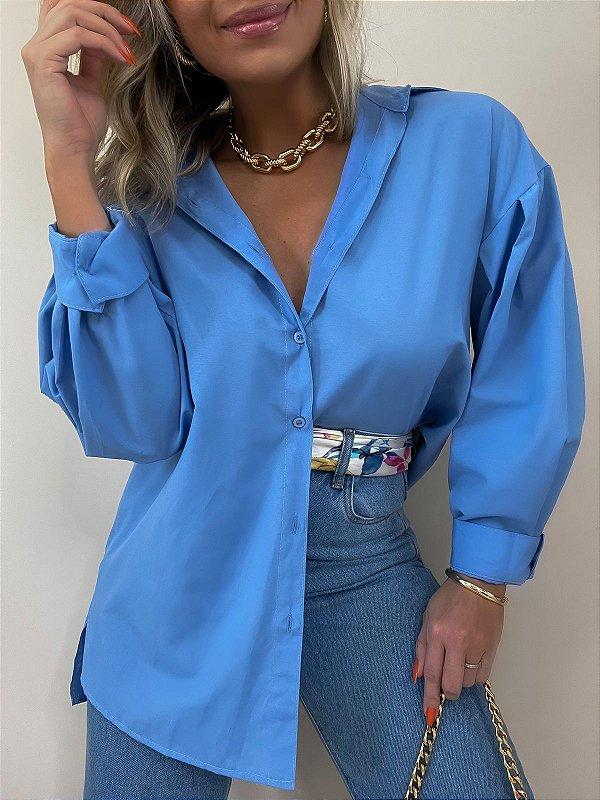 Max Camisa Azul