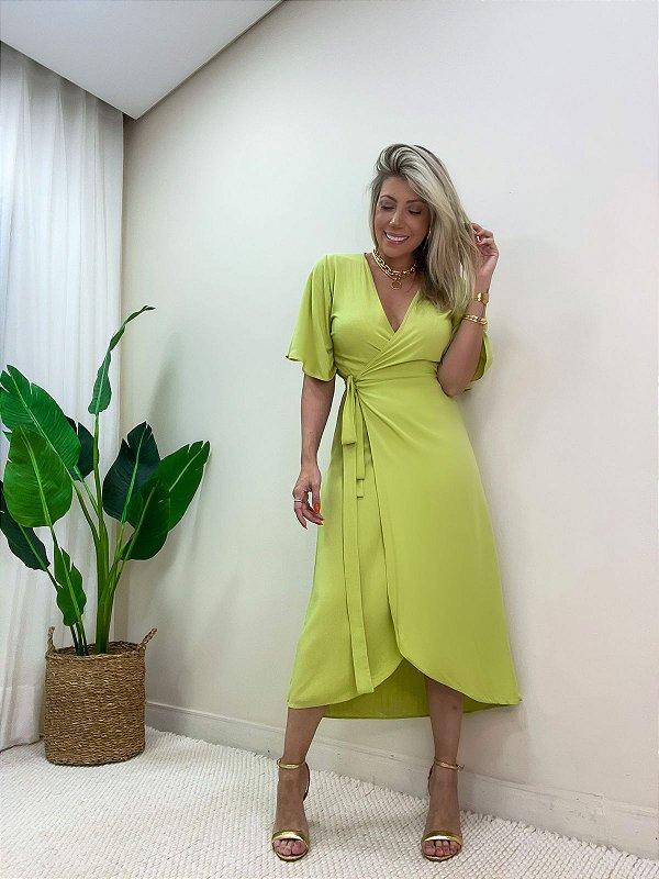 Vestido Argentina Verde