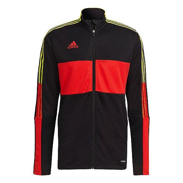 Jaqueta Adidas Tiro Masculina Preta