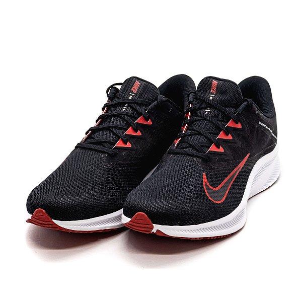 Tênis Esportivo Nike Quest 3 Masculino Preto