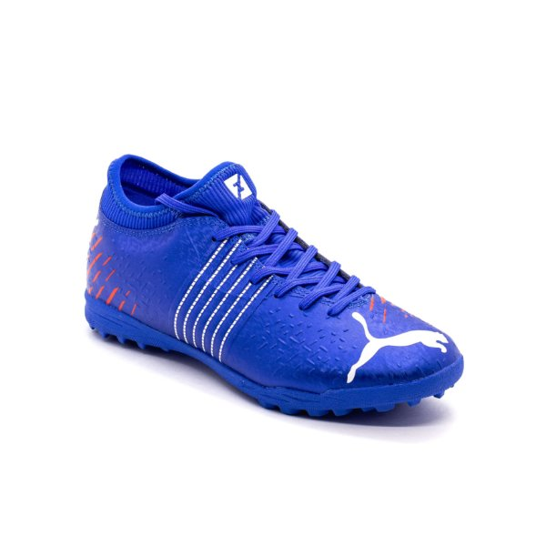 Chuteira Society Puma Future Z 4.2 Masculina Azul