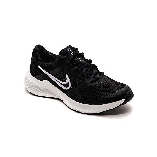 Tênis Esportivo Nike Infantil Unissex Preto
