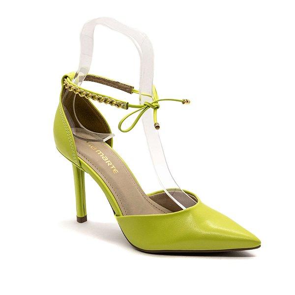 Sapato Scarpin Via Marte Feminino Siciliano