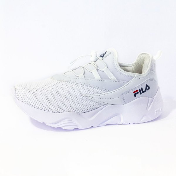 Tênis Esportivo Fila V Track Feminino Branco